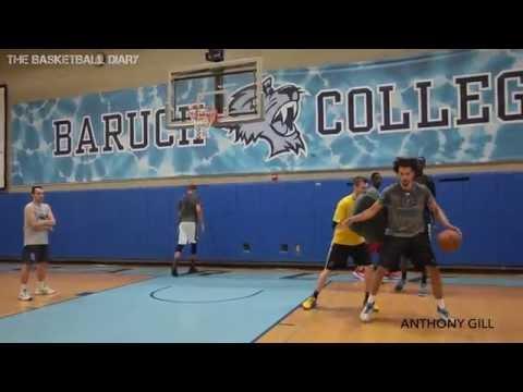 Anthony Gill University of Virginia NBA Pre Draft Workout (Yesilgiresun Belediye)