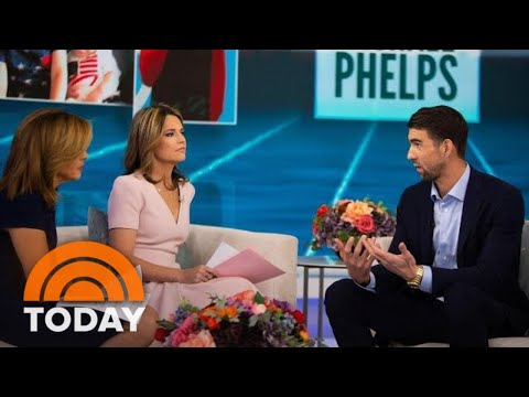 Michael Phelps Opens Up About Struggle With Depression   TODAY