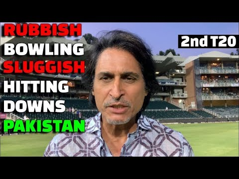 Rubbish bowling, sluggish hitting downs Pakistan | 2nd T20