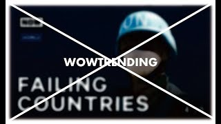 Which Countries Are About To Collapse? | WOWTRENDING