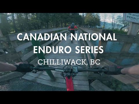 Race Diary #1 - Canadian National Enduro in Chilliwack, BC