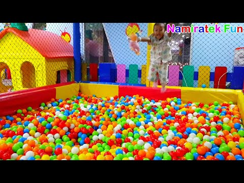 kids pool fun balls play mini merry play a lot of ball pit Kiddie Rides Balls Pit Show Odong Odong