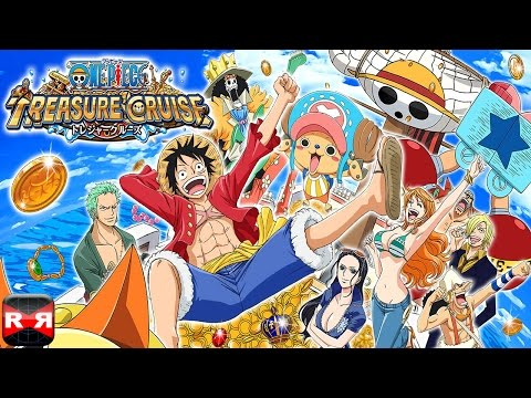 ONE PIECE TREASURE CRUISE (By BANDAI NAMCO Games) - iOS / Android - Gameplay Video
