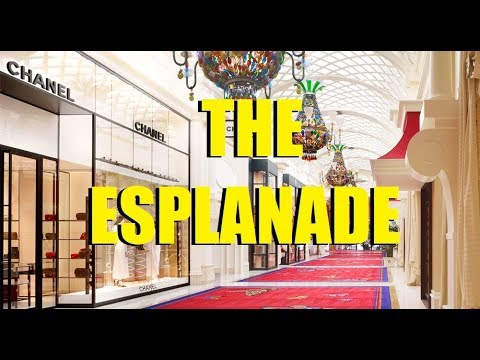 The Esplanade Shopping Arcade (Las Vegas)