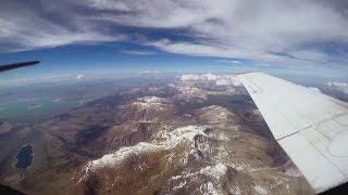 On Board NASA's Flying Snow Lab