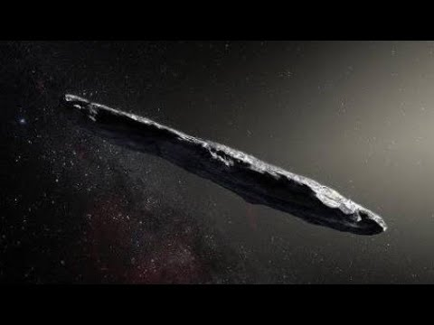 First Alien Object In Our Solar System Discovered Near Earth