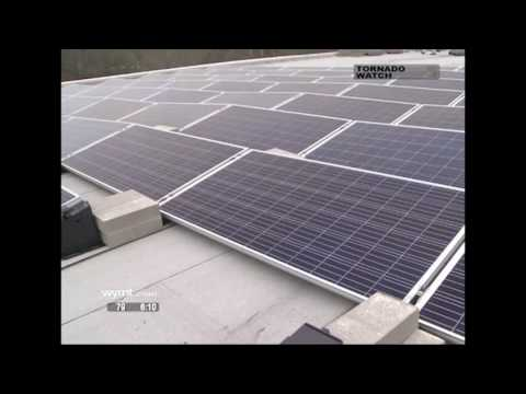 Irony not lost on Kentucky Coal Mining Museum switching to solar power
