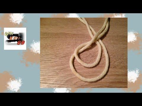Kordel mit Hilfe einer Strickliesel selber machen DIY Anleitung #UniKati89