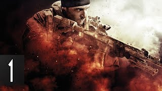 MEDAL OF HONOR WARFIGHTER - Walkthrough Part 1 Gameplay [1080p HD 60FPS PC] No Commentary