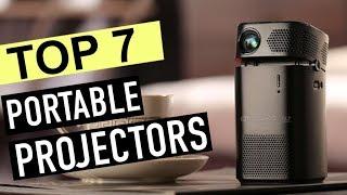 BEST 7: Portable Projectors 2018
