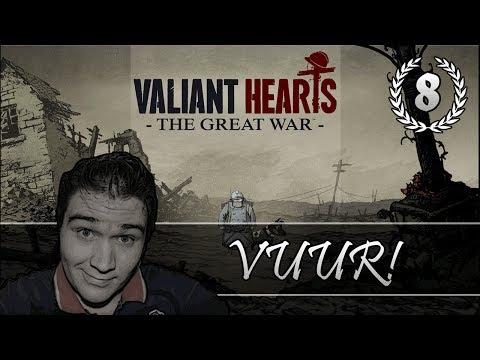 """VUUR!"" - Valiant Hearts - Aflevering 8"