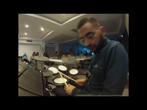Hijos De Un Rey  -Lizzette Sanchez- Drum Cam