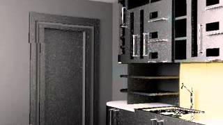 кухня, дизайн необыкновенной кухни(, 2014-03-29T16:54:24.000Z)