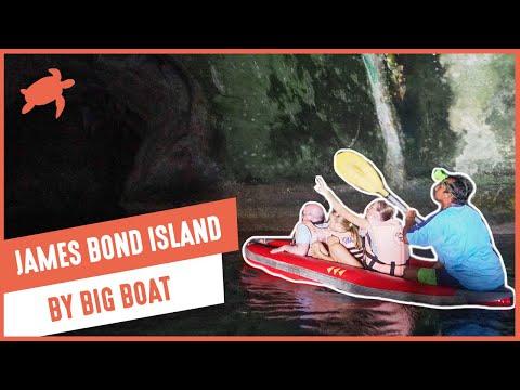 James Bond Island Tour from Phuket - Phuket Let's Go !