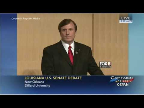 David Duke Had A Giant White Supremacist Meltdown At The Louisiana U.S. Senate Debate