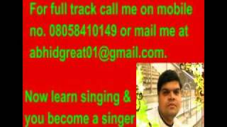 Desh mere desh mere karaoke - The legend of bhagat singh.flv