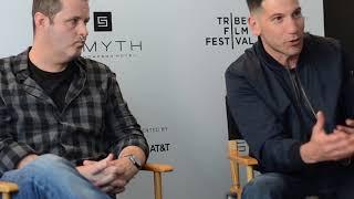 Jon Bernthal And Brendan Muldowney On Pilgrimage