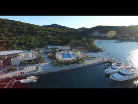 Olive Island Marina Croatia