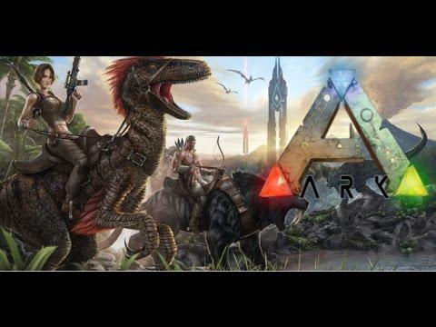 Let's Play ARK #001 - REXiiii - Mission fehlgeschlagen // German