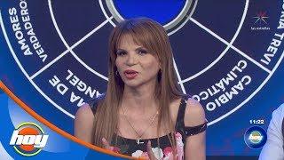 Mhoni Vidente predice nuevo embarazo de Sandra Echeverría   Ruleta Esotérica   Hoy