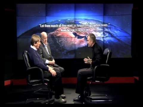 Ken O'Keefe Nahen Osten zeigen 2 The Peoples Voice
