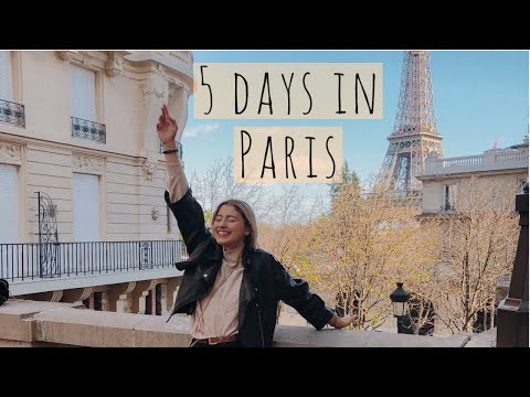 Сама в Париж 🇫🇷 | Travel Vlog