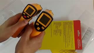 Обзор и сравнение дешевых пирометров WH320 и WH380