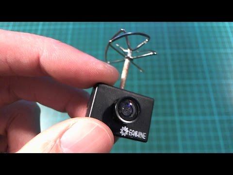 Eachine MC01 First Look + Range Test