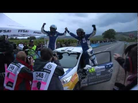 Elfyn Evans - 2012 Rallye de France