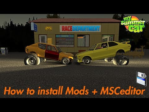 how-to-install/use-mods+msceditor-|-my-summer-car