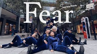 [KPOP IN PUBLIC CHALLENGE] SEVENTEEN(세븐틴) _ 독 : Fear Dance Cover by DAZZLING from Taiwan
