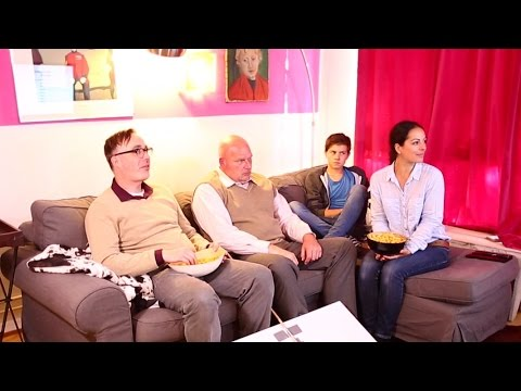 Extra 3 Familie Tochter Schauspieler