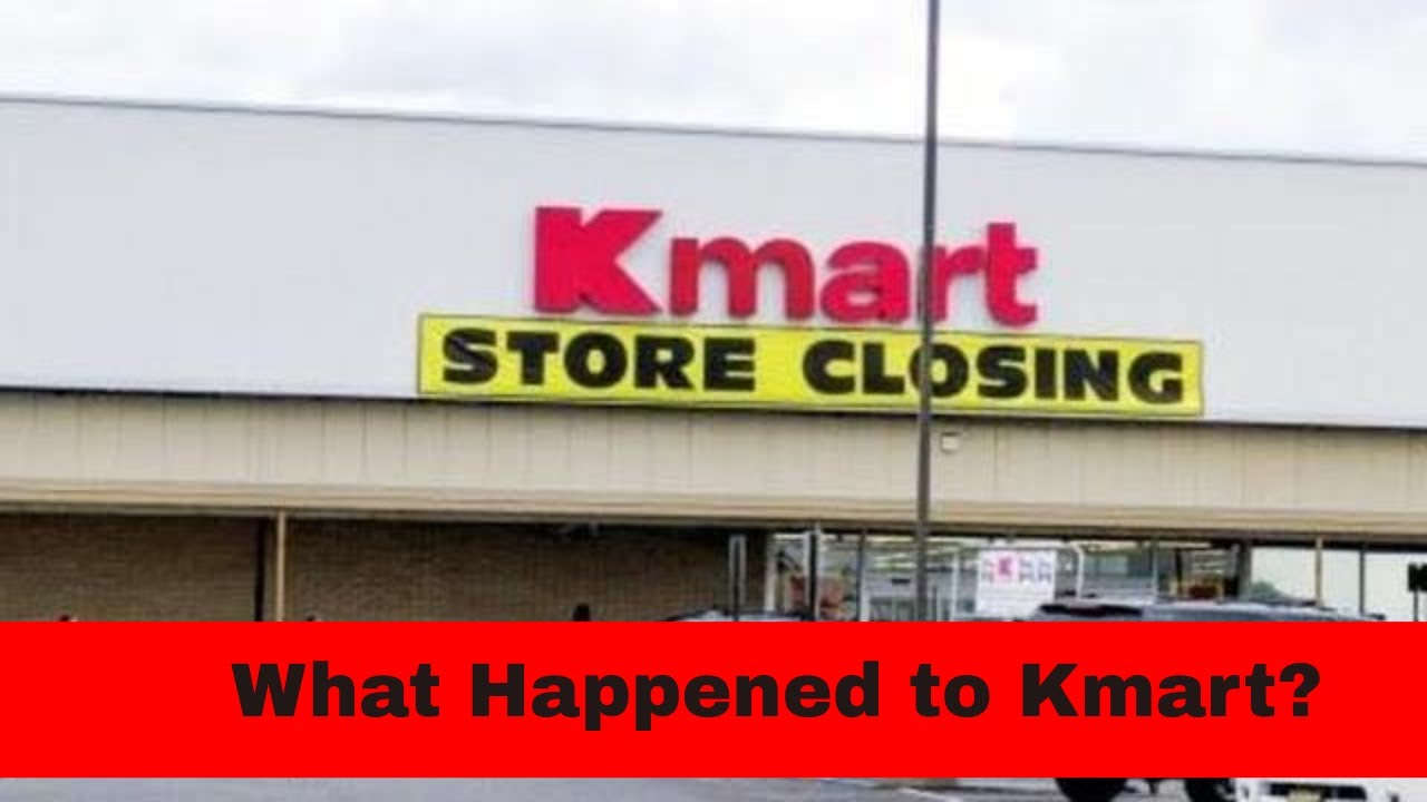 what happened at kmart The powerpoint ppt presentation: chapter3' case study what happened to kmart is the property of its rightful owner do you have powerpoint slides to share.