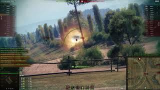 Pz. Kpfw. II LUCHS tutorial spot passivo (gameplay comentado)
