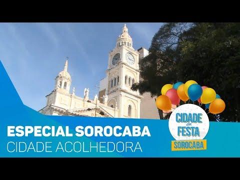 Especial Sorocaba: cidade acolhedora - TV SOROCABA/SBT