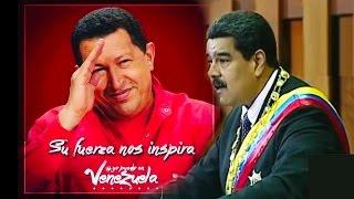 Nicolás Maduro: la serie