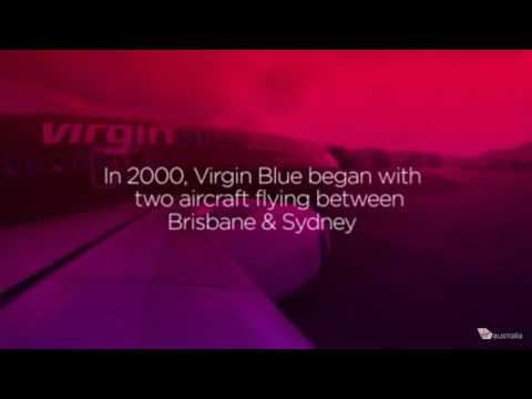 Virgin Australia B737 repainted