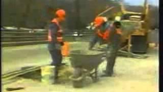 Concrete Bridge Deck Repairs Road Construction  2/2
