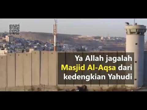 Qunut Nazilah by Salim Bahanan untuk Palestina