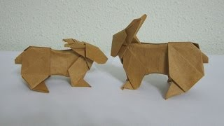 Origami Rabbit - Introduction