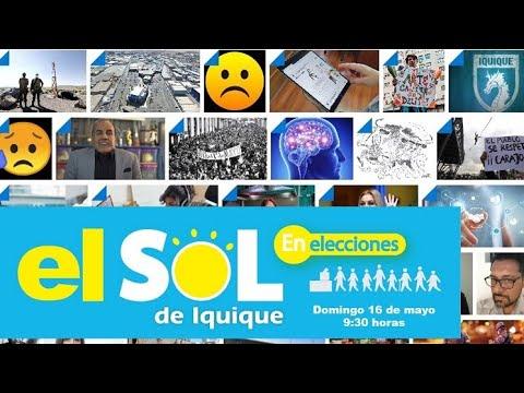 Especial El Sol de Iquique domingo 16 de mayo 2021