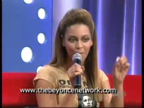 Beyonce 2008 interview Part 3