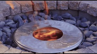 How To Build A Clean Burning Fire Pit