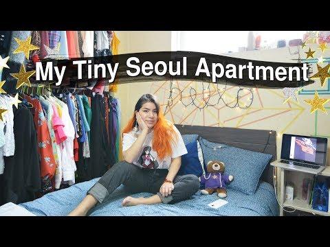 My Tiny Seoul Apartment 230sqft  ✨ ✨ ✨