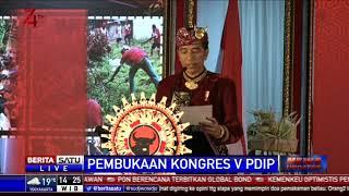 Jokowi: Saya Pakai Baju Adat Bali karena Saya Lagi Ganteng