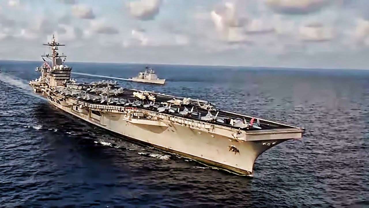 Carrier Strike Group One 88