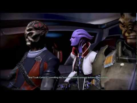 Let's Play Mass Effect 3 (blind) - Part 70: Omega Part 1, Kick Them Out