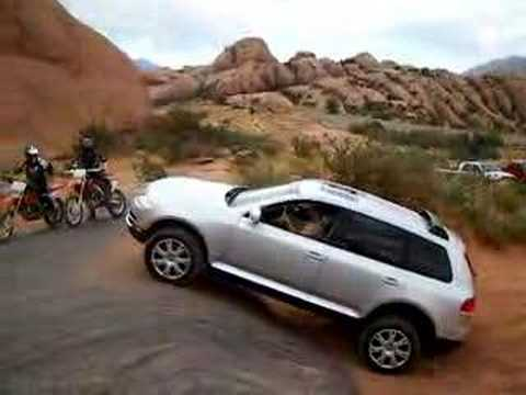 Touareg adventure in Moab Day 2 #1