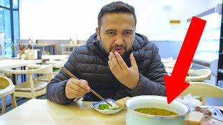 Mi-a amorțit gura de la această mâncare Chinezească