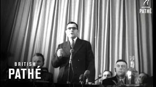 U-2 Exhibition And Khruschev Press Conference  (1960)